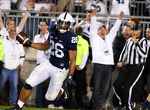 Penn State Football: Barkley And Cabinda Pick Up Big Ten Weekly Honors